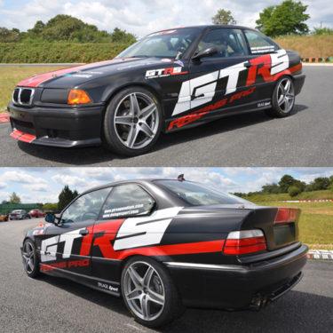 """<h5 style=""""color:black"""">Baptême <strong>DRIFT</strong><br>– Proto BMW M3 Delage Sport</h5>"""