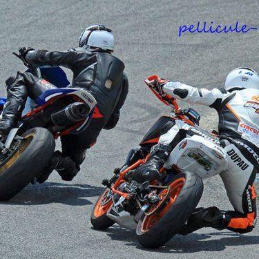 Journée roulage moto en weekend sur le circuit de Mérignac