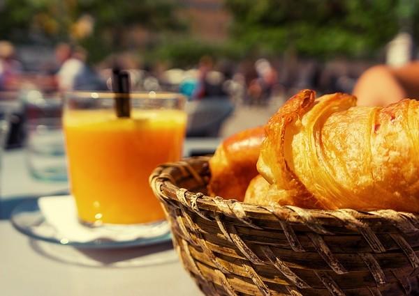 petit déjeuner - circuit bordeaux mérignac