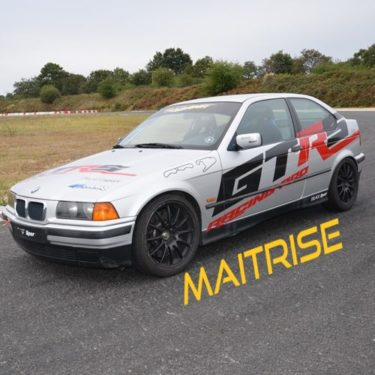 Formation propulsion <strong>Maîtrise</strong> sur BMW Compact e36