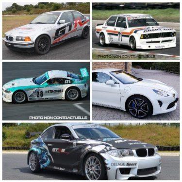 Formation propulsion <strong>Initiation</strong> sur BMW Compact e36 + véhicule au choix
