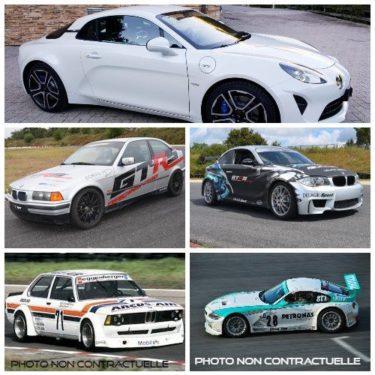 Formation propulsion <strong>Perfectionnement</strong> sur BMW Compact e36 + véhicule au choix