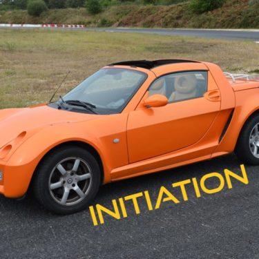 Formation au pilotage Enfants/Ados sur Smart Roadster <strong>initiation</strong>