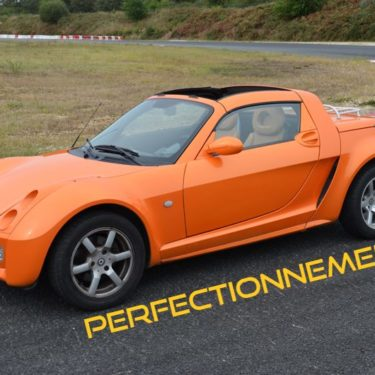Formation Enfants/Ados sur Smart Roadster <strong>perfectionnement</strong>