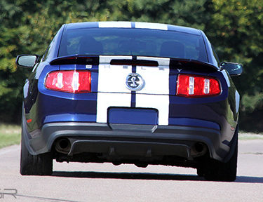 DÉCOUVERTE FORD MUSTANG SHELBY GT500  3 TOURS