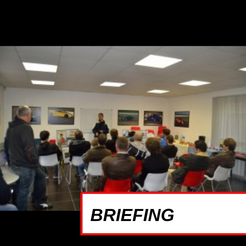 salle de briefing GTRS Bordeaux